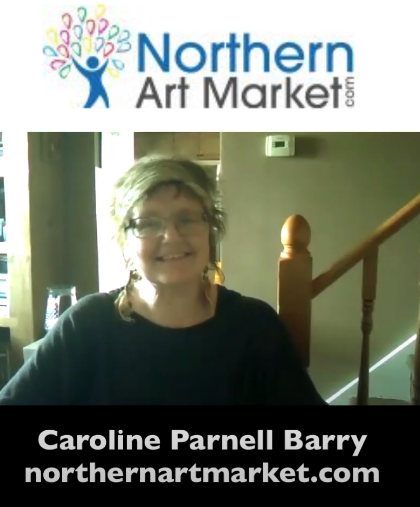 Caroline Parnell Barry from Northern Art Market